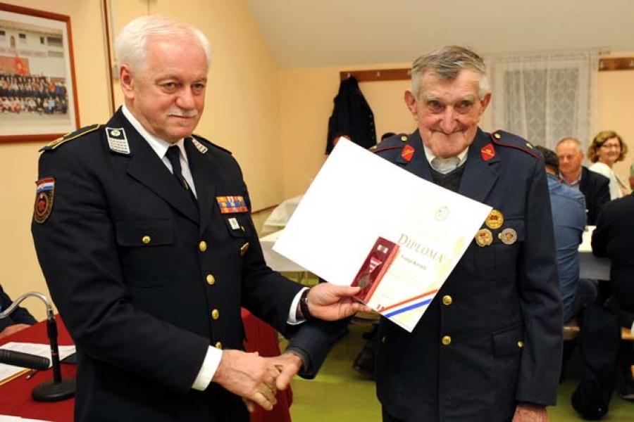 112. godišnja skupština Dobrovoljnog vatrogasnog društva Jakšić