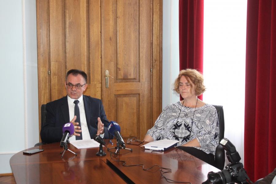 Župan Tomašević proglasio elementarnu nepogodu za područje županije