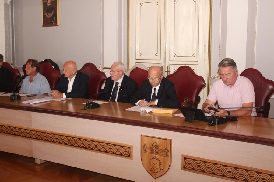 Sjednica Upravnog odbora Hrvatskog motociklističkog saveza