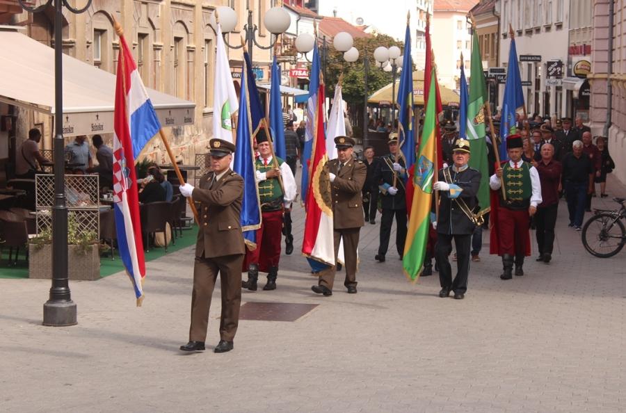 Obilježavanje 28. godišnjice oslobađanja požeške vojarne i 5. Dan branitelja Požeško-slavonske županije