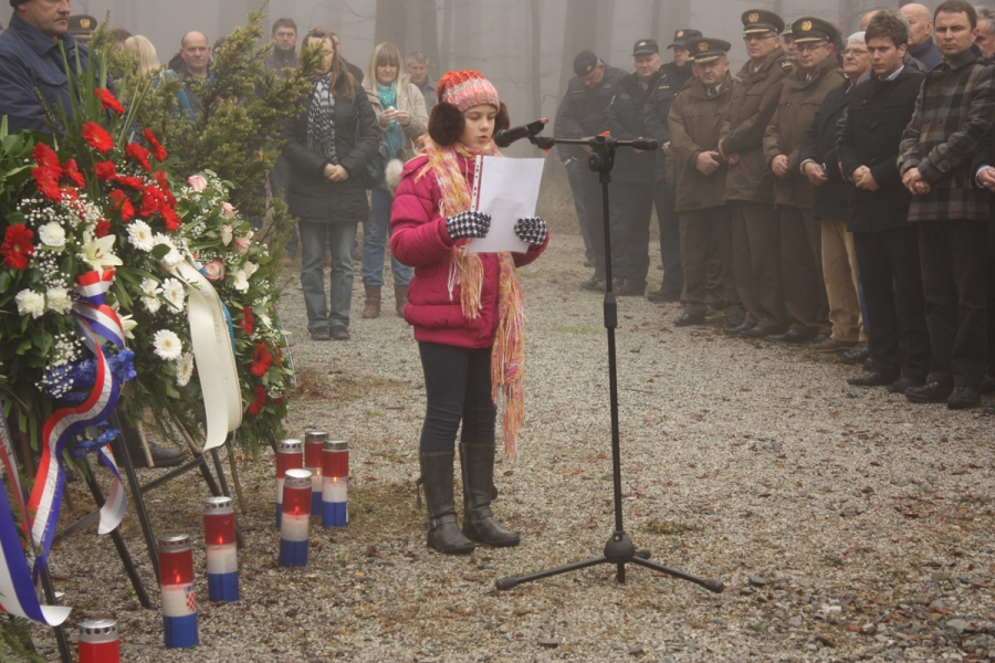 """Obilježena tužna obljetnica pogibije jedanaestorice hrvatskih branitelja na bazi """"Papuk"""""""