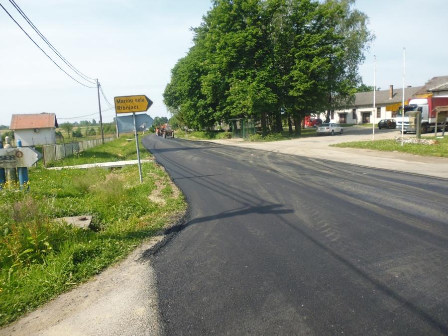 Župan u obilasku radova na cestama na području Pakraca i Lipika