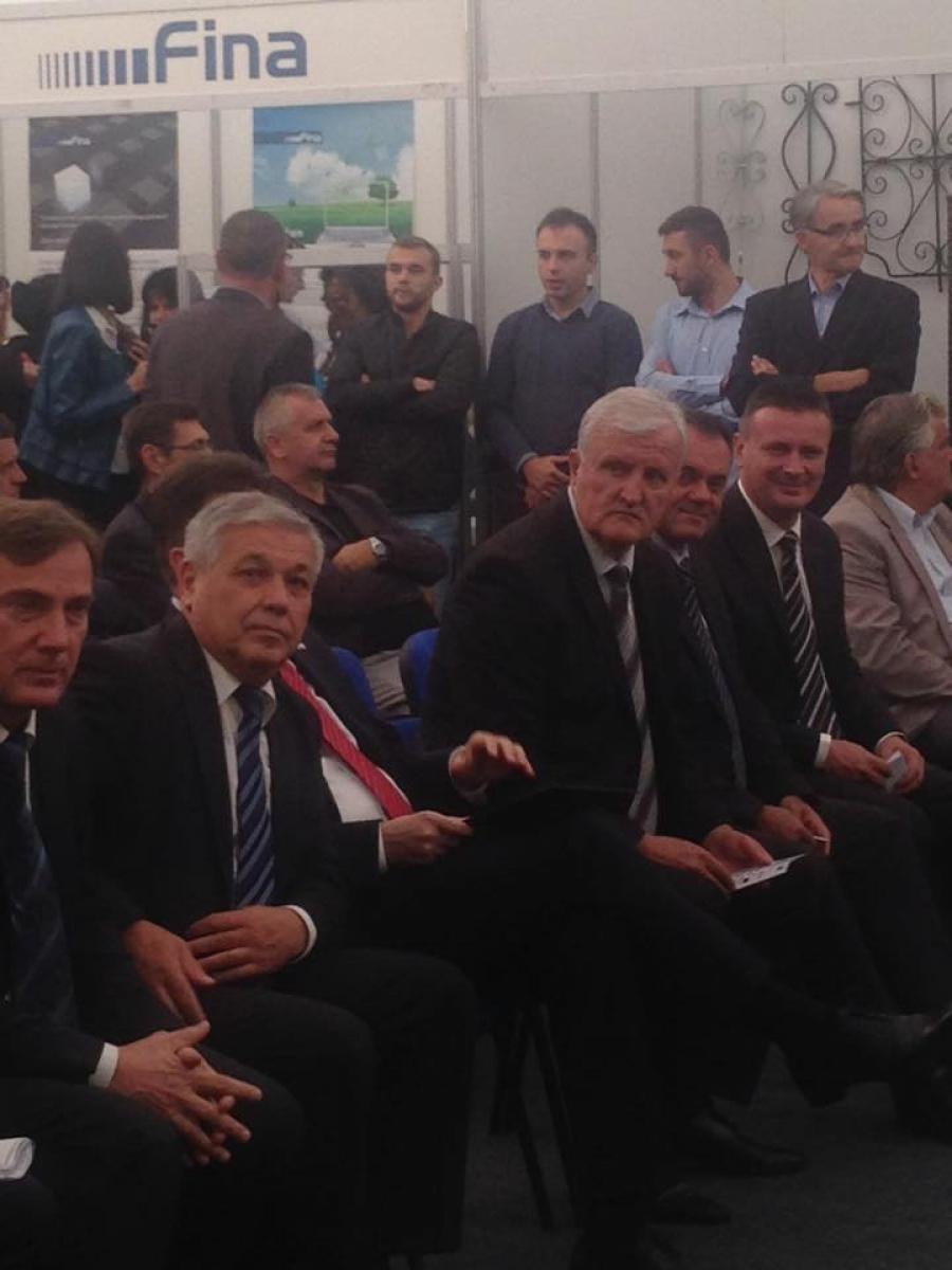 Župan Tomašević sudjelovao na panel diskusiji o stanju gospodarstva u županijama