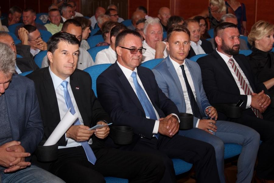 Svečana sjednica Gradskog vijeća grada Kutjeva