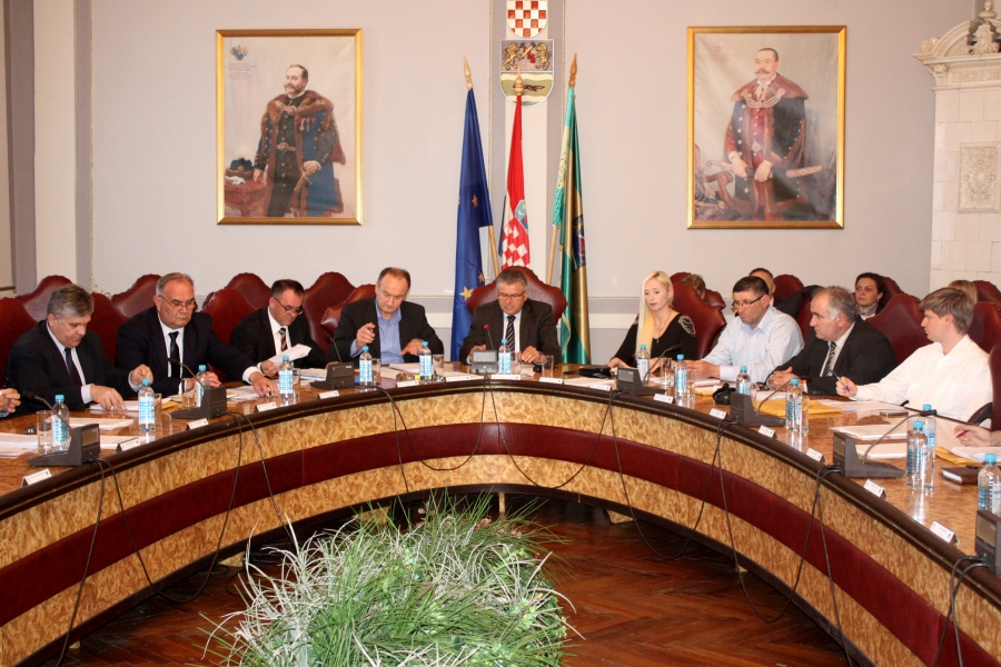 Održana 20. sjednica Županijske skupštine