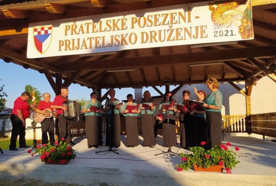 Prijateljsko druženje Češke besede Kaptol
