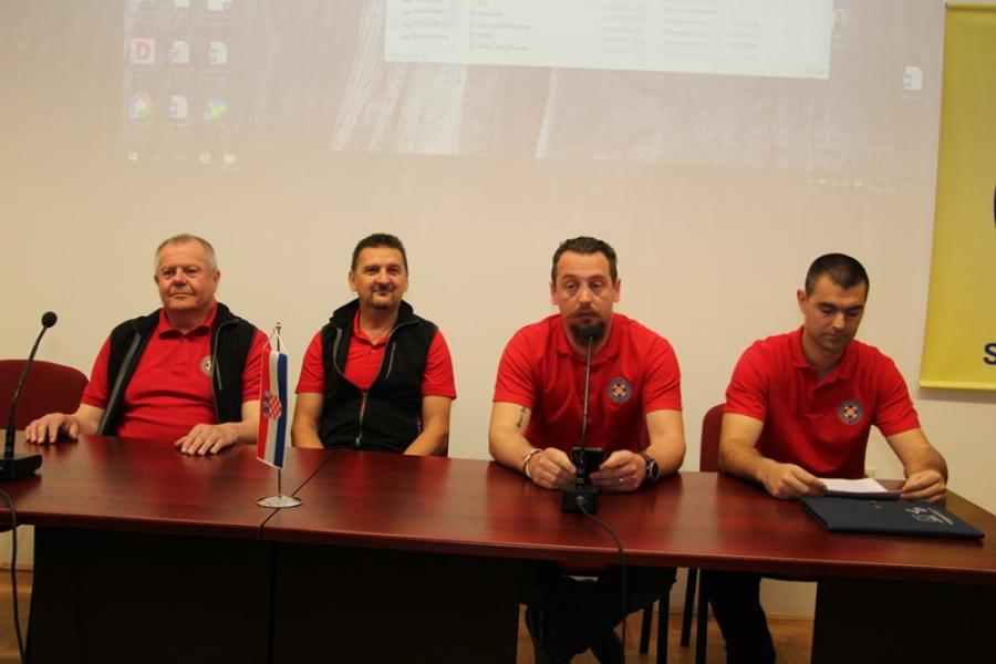 HGSS - Stanica Požega obilježili 50. obljetnicu osnivanja