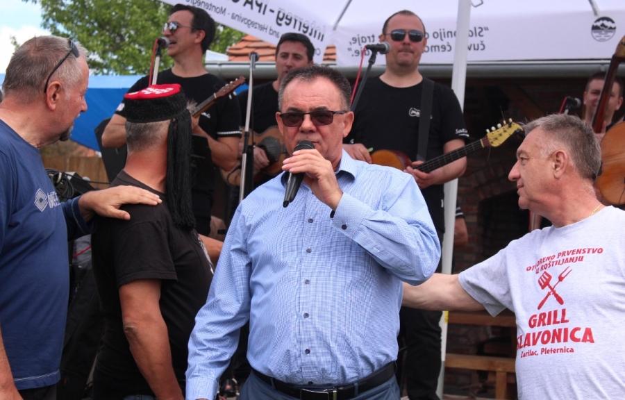"""U Zarilcu održano 2. """"Otvoreno prvenstvo u roštiljanju Grill Slavonica"""""""