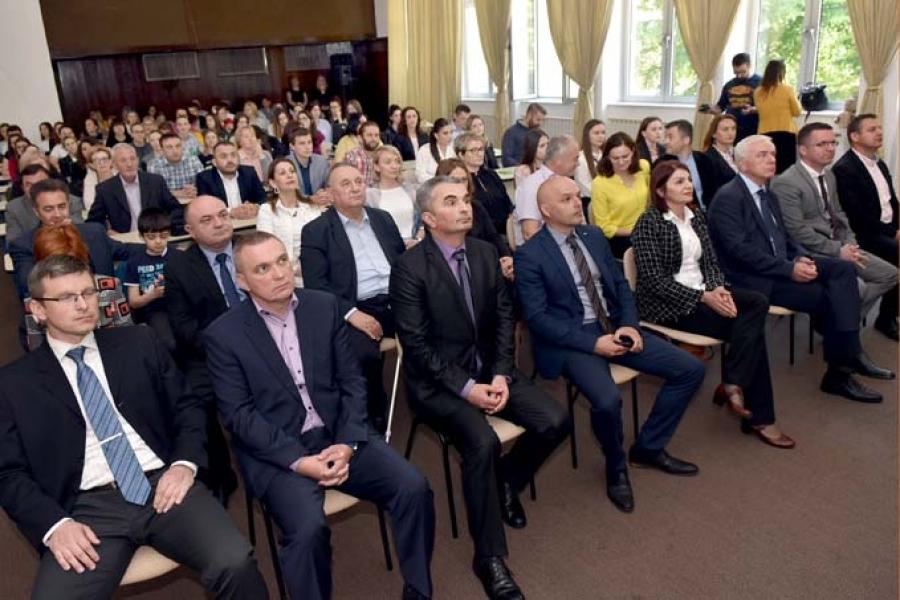 Veleučilište u Požegi svečanom akademijom obilježilo 21. obljetnicu osnivanja