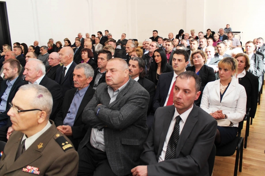 Svečano obilježen Dan Požeško - slavonske županije