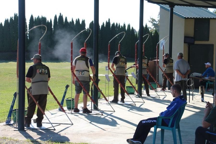 Državno prvenstvo Hrvatskog lovačkog saveza u lovnom streljaštvu