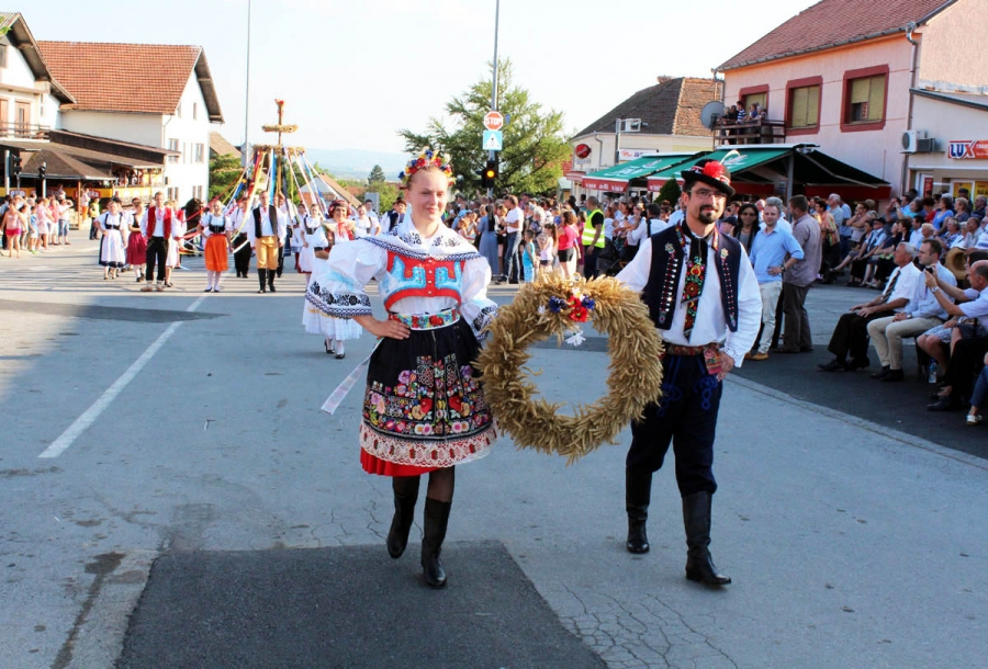 U Kaptolu održano najveće događanje češke manjine u Hrvatskoj