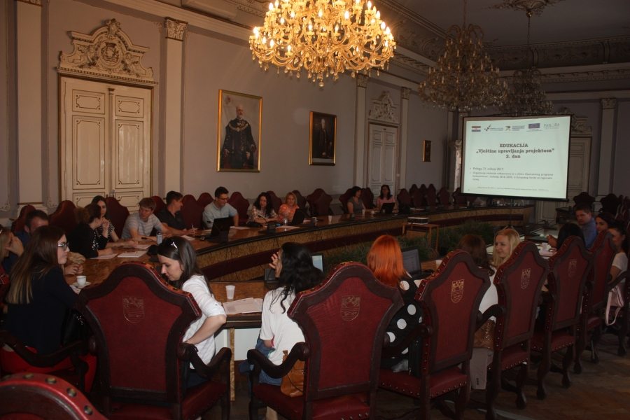 U Požeško-slavonskoj županiji održana edukacija za pripremu projekata