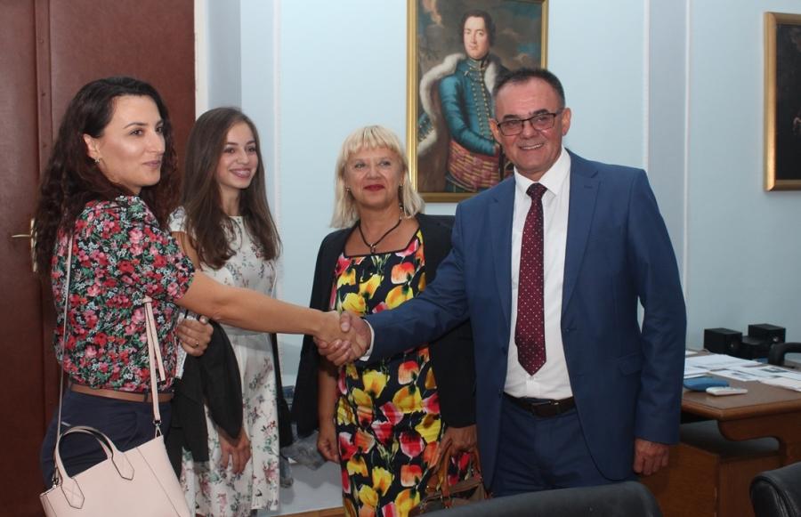Učenica Dora Špoler osvojila prvo mjesto na Međunarodnom turniru mladih prirodoslovaca u Bjelorusiji