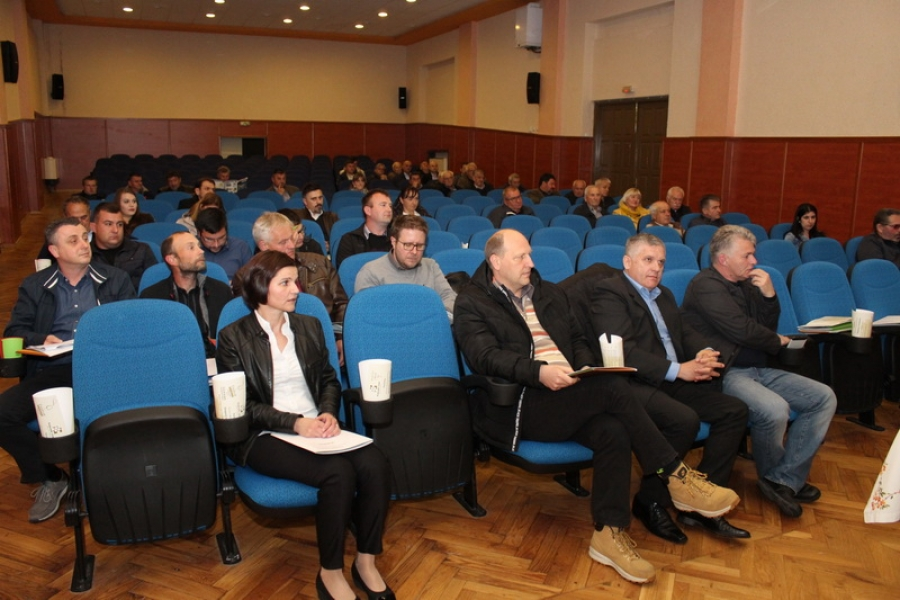 Izborna skupština udruge Kutjevački vinari