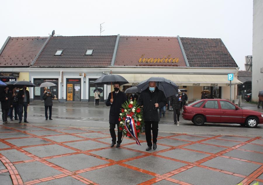Obilježavanje Dana sjećanja na žrtve Domovinskog rata i Dana sjećanja na žrtvu Vukovara i Škabrnje