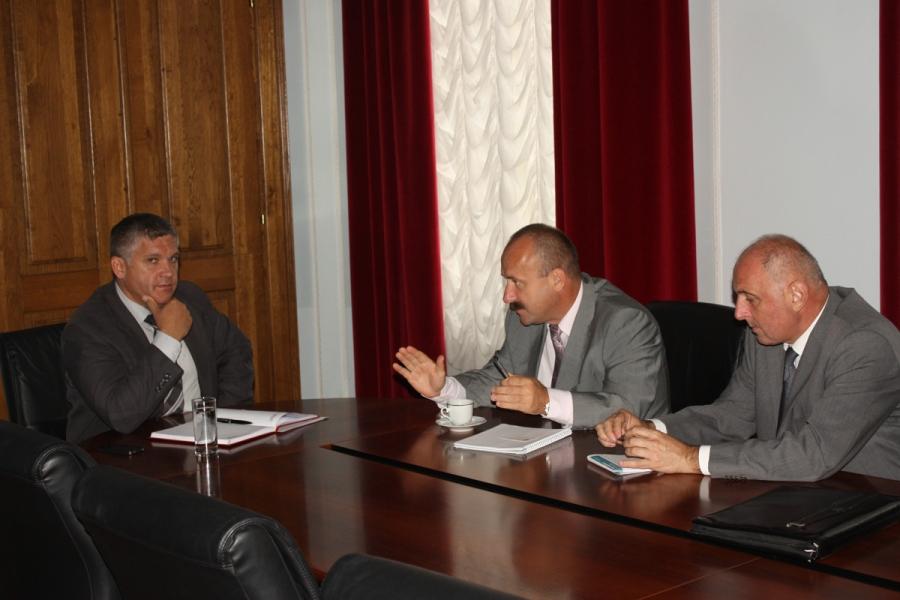Prvi tajnik veleposlanstva Slovačke i slovački poduzetnici posjetili Požeško – slavonsku županiju