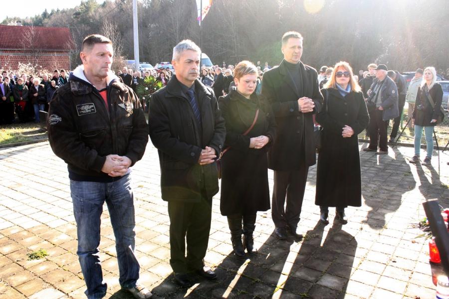 Obilježena tužna obljetnica prvog srpskog logora u Hrvatskoj - logora Bučje