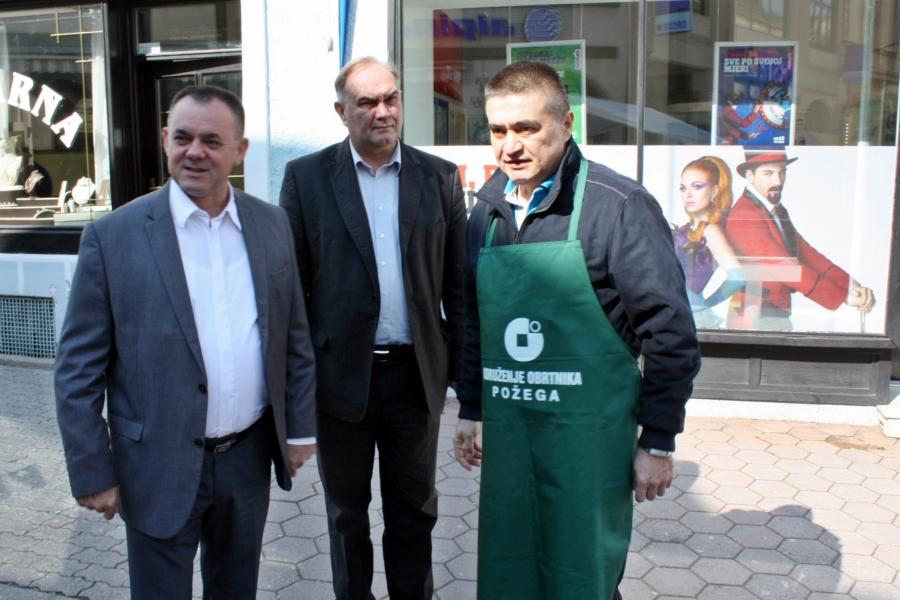 Župan sudjelovao u humanitarnoj akciji obrtnika