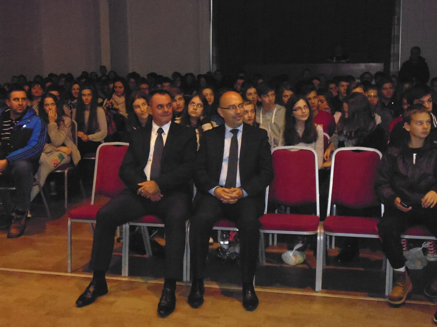 Župan Tomašević kao gost predavač u Vukovaru