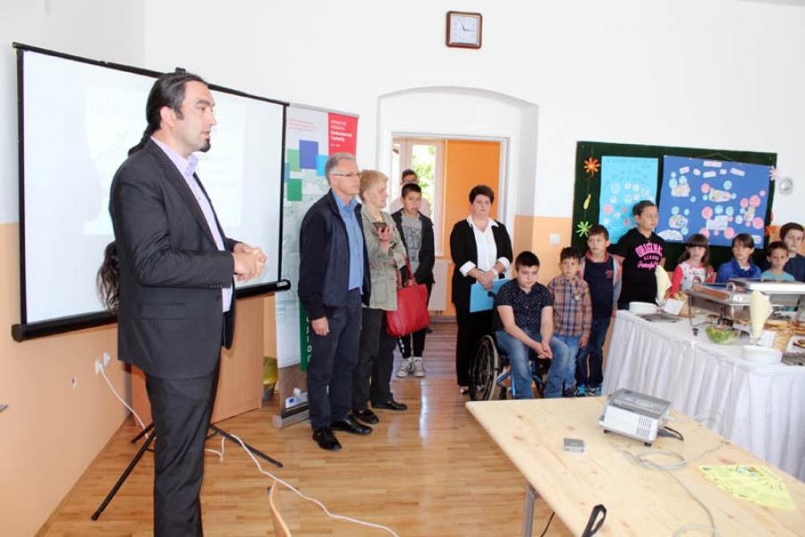 U Cerovcu otvorena obnovljena područna škola