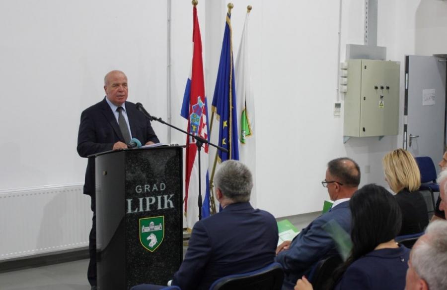 Svečano otvorenje Poduzetničkog inkubatora Lipik