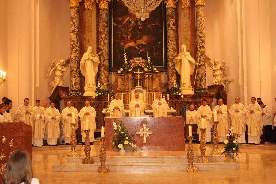 17. obljetnica utemeljenja Požeške biskupije