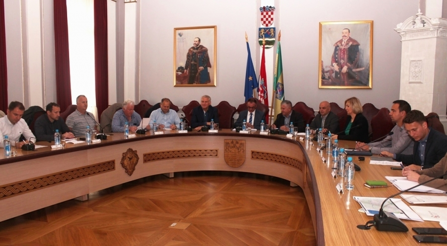 Redovna Koordinacija s načelnicima općina i gradonačelnicima gradova Požeško-slavonske županije
