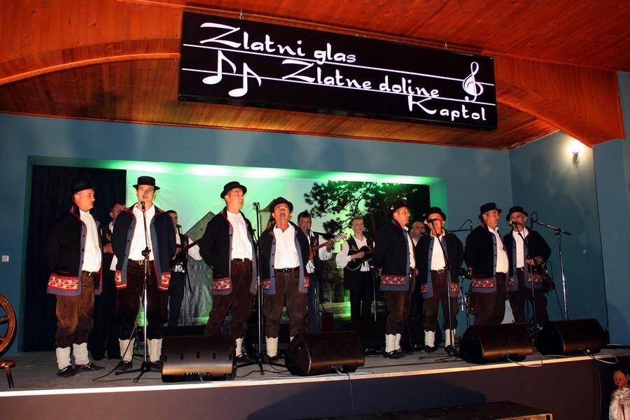 Tamburaški festival Zlatni glas Zlatne doline Kaptol