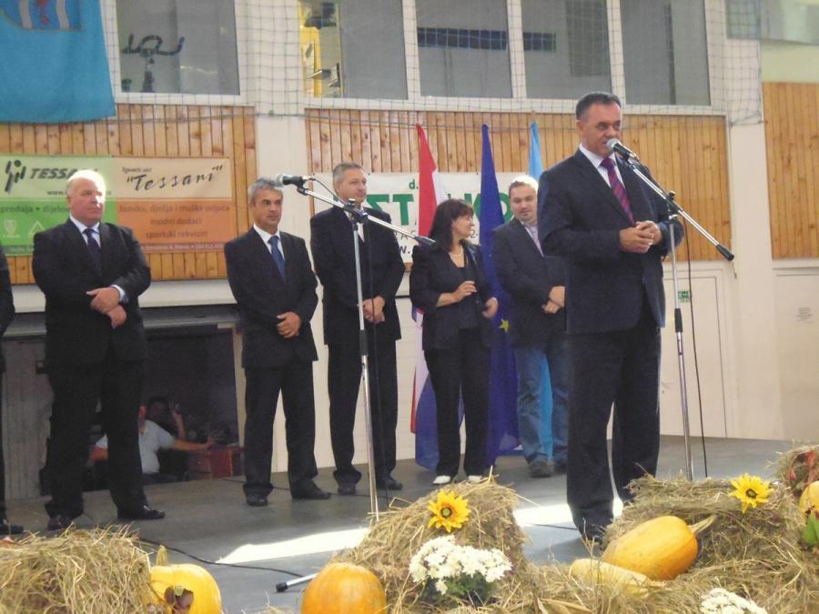 """Sajam """"Slavonski banovac"""" u Pakracu"""