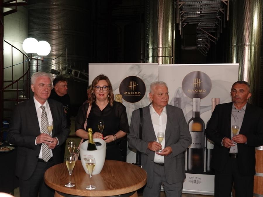 Punjenjem vina najavljen Aurea fest
