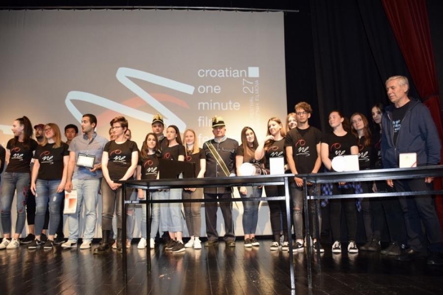 Održan 27. Hrvatski festival jednominutnih filmova
