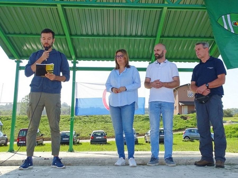 Otvorena poučna staza dr. Štampara u Brodskom Drenovcu