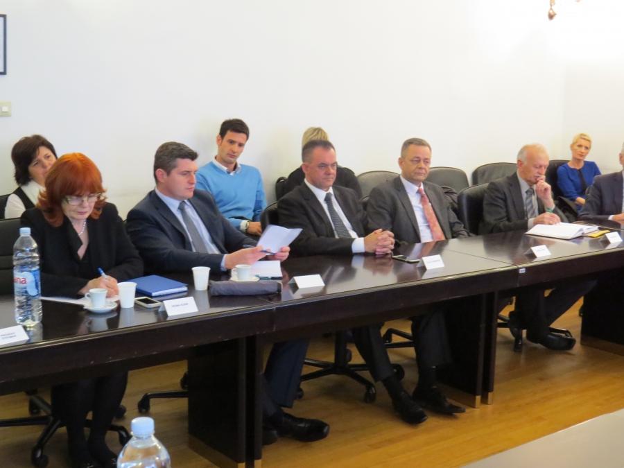 Župani i predstavnici Grupacije centara za gospodarenje otpadom pri HGK o budućim aktivnostima