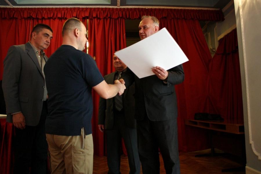 Dodjela majstorskih diploma