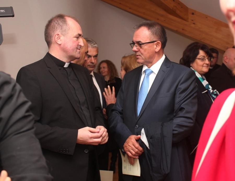 "Otvorenje izložbe ""Papa Franjo u Izraelu"""