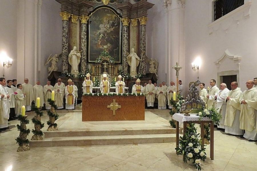 Proslavljena svetkovina Sv. Terezije Avilske
