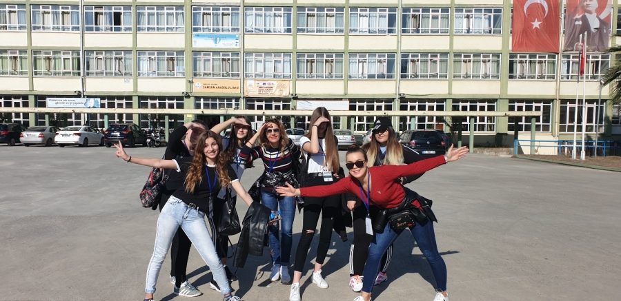 "Erasmus+ projekt Ekonomske škole Požega ""YES: The Earth"""