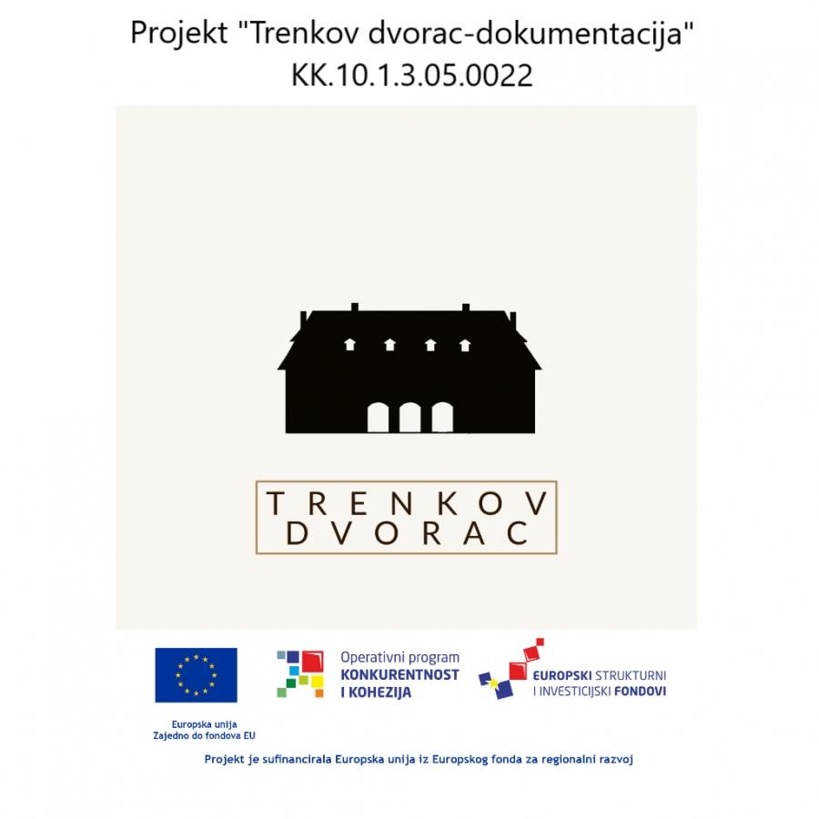 "Projekt ""Trenkov dvorac – dokumentacija"""