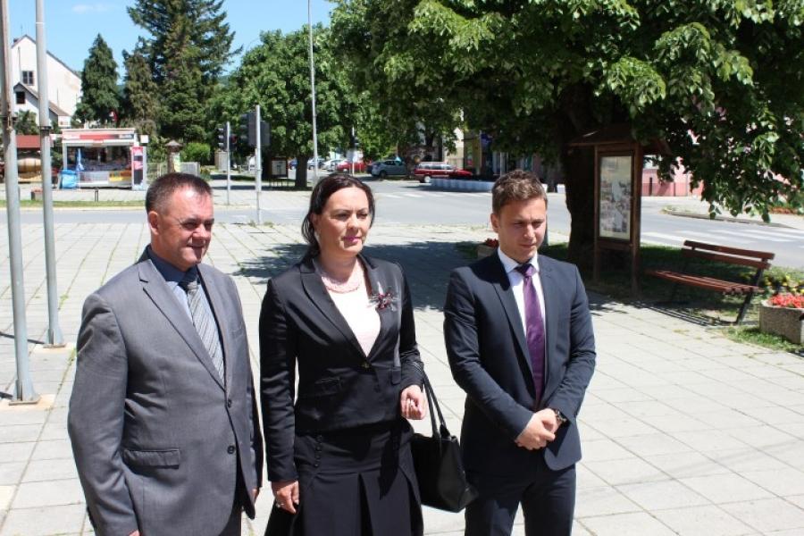 Veleposlanica Makedonije posjetila Kutjevo