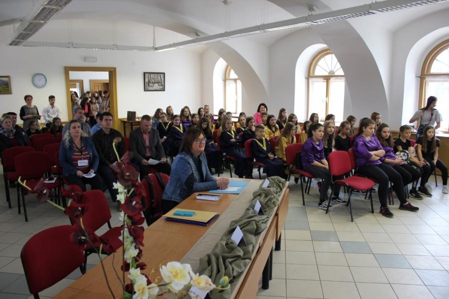 Županijska smotra zborova povodom Dana škole u Pakracu
