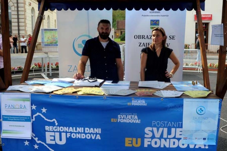 Održan Sajam EU fondova