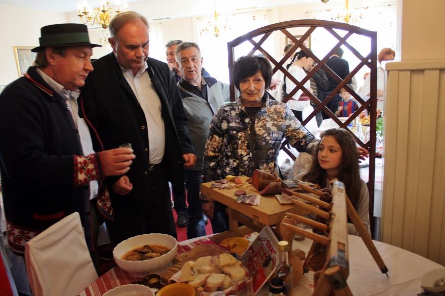 Održana 3. gastro manifestacija Sarmijada