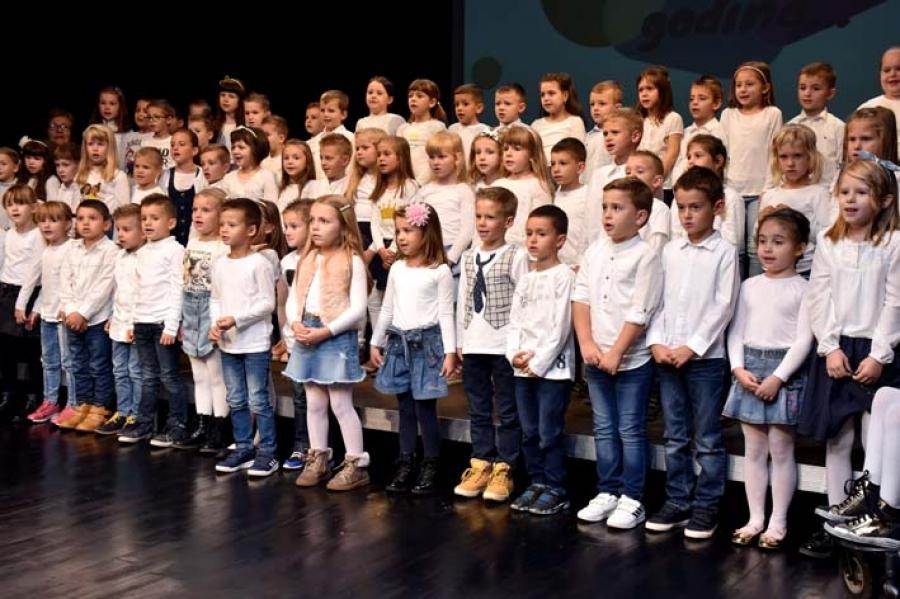 Obilježena 70. obljetnica rada Dječjeg vrtića Požega
