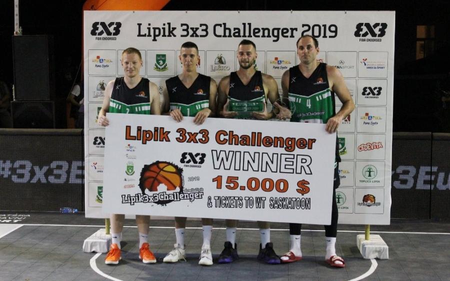 Održan Lipik 3x3 Challenger