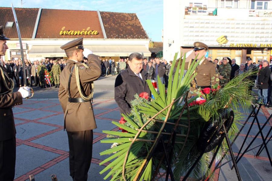 Svečano obilježena 25. obljetnica osnutka 123. požeške brigade