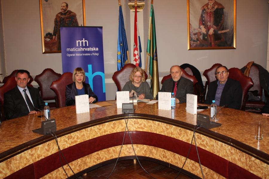 U Županijskoj vijećnici predstavljena knjiga  Igora Zidića
