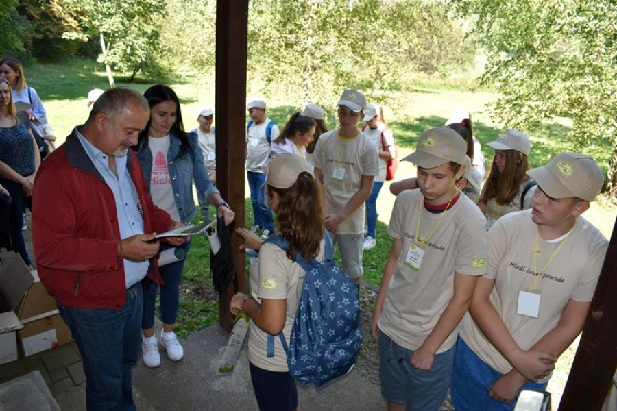 Promocija sedme generacije mladih čuvara prirode Požeško-slavonske županije
