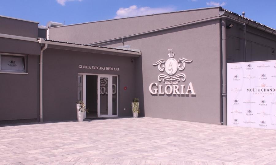 Otvorenje svečane dvorane Gloria u Požegi