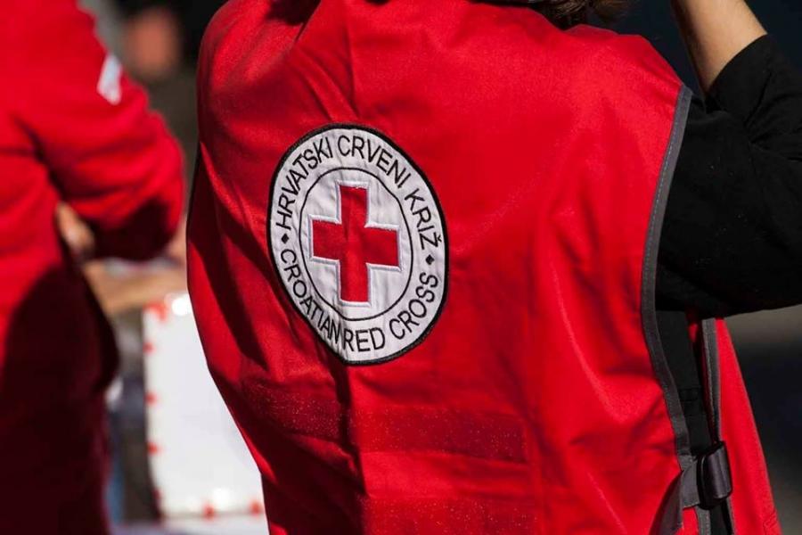 Čestitka povodom Svjetskog dana Crvenog križa i Crvenog polumjeseca